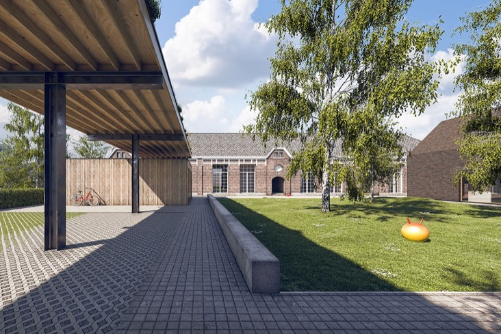Jongensschool, Bocholt UAU collectiv